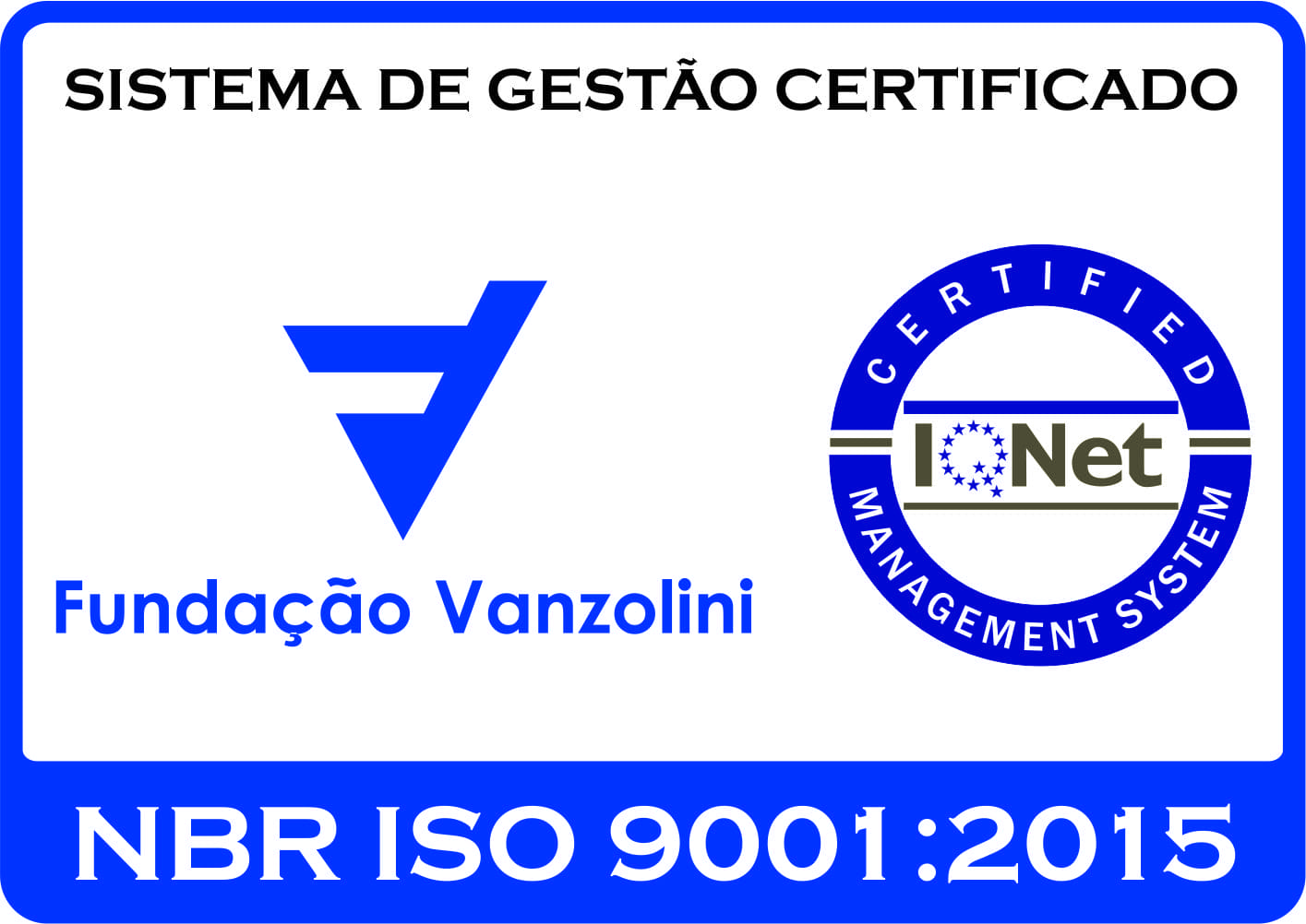 ISO 9001 – 2018