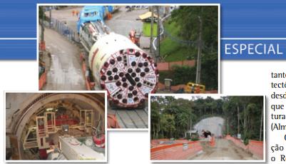 Tuneladoras Em Rocha: Uma Nova Fronteira Para a Engenharia Brasileira de Túneis – Outubro/2013
