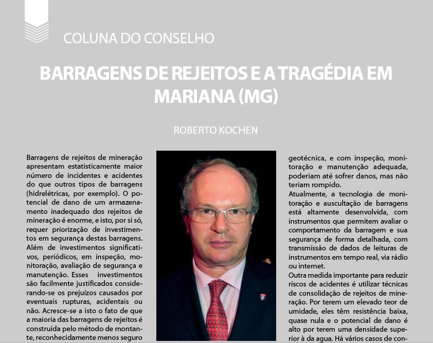 Revista Fundações e Obras Geotécnicas - Fevereiro 2016