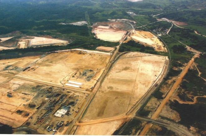 Solução de geotecnia mantem construção de petroquímica no prazo